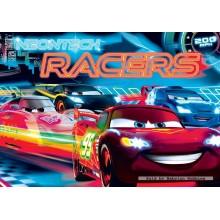 Jigsaw puzzle 70 pcs - Pixar Cars Neon - Disney (by Jumbo)