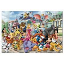 Jigsaw puzzle 1000 pcs - Disney Parade - Disney Family (by Educa)