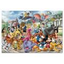 1000 pcs - Disney Parade - Disney Family (by Educa)