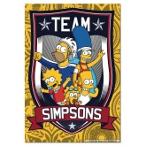 Jigsaw puzzle 500 pcs - The Simpsons Team - The Simpsons (by Educa)