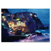 Jigsaw puzzle 1500 pcs - Manarola - Genuine (by Educa)