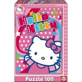 Jigsaw puzzle 100 pcs - Hello Kitty - Hello Kitty (by Educa)