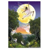 1000 pcs - Dance of the Moon Fairy (by Educa)