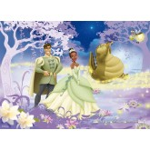 Jigsaw puzzle 100 pcs - The Princess and the Frog - Disney (by Nathan)