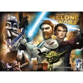 Jigsaw puzzle 100 pcs - Clone Wars Jedi Adventures - Star Wars (by Nathan)