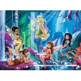 Jigsaw puzzle 200 pcs - Land of the Fairies - XXL (by Ravensburger)