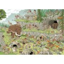 500 pcs - Stone Age - Pieces of History (by Jumbo)