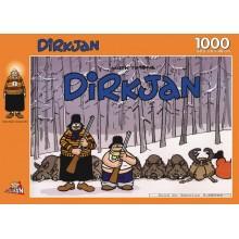 Jigsaw puzzle 1000 pcs - The Hunt - DirkJan (by Puzzelman)