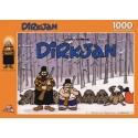 1000 pcs - The Hunt - DirkJan (by Puzzelman)