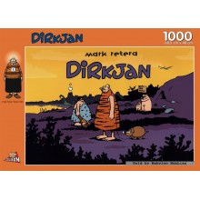 Jigsaw puzzle 1000 pcs - Prehistory - DirkJan (by Puzzelman)
