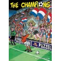 1000 pcs - Breast Throw - The Champions (by Puzzelman)