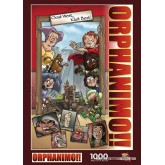 Jigsaw puzzle 1000 pcs - Family - Orphanimo (by Puzzelman)