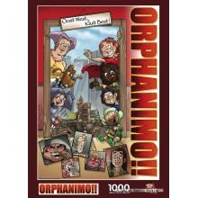 Jigsaw puzzle 1000 pcs - Family - Orphanimo (by Puzzelman)