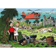 Jigsaw puzzle 1000 pcs - Gyronef  - Willy and Wanda (by Puzzelman)
