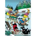 99 pcs - Icefun - Jommeke (by Puzzelman)