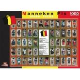 Jigsaw puzzle 1000 pcs - Manneken Pis (by Puzzelman)