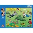 1000 pcs - The Garden - The Kiekeboes (by Puzzelman)