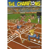 Jigsaw puzzle 1000 pcs - Into my arms - The Champions (by Puzzelman)