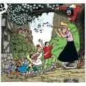 200 pcs - flute - Comic Books (by Puzzelman)
