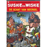 Jigsaw puzzle 1000 pcs - Castle of Beersel - Willy and Wanda (by Puzzelman)