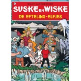 Jigsaw puzzle 1000 pcs - Fairies of the Efteling - Willy and Wanda (by Puzzelman)