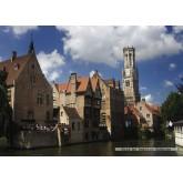 Jigsaw puzzle 1000 pcs - Bruges (by Puzzelman)