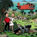 210 pcs - On the Island - Willy and Wanda (by Puzzelman)