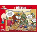 1000 pcs - Christmas with Family - Biebel (by Puzzelman)