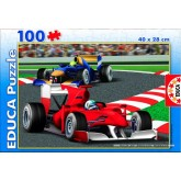 Jigsaw puzzle 100 pcs - Grand Prix (by Educa)