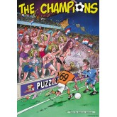 Jigsaw puzzle 1000 pcs - Sexy Supporters - The Champions (by Puzzelman)