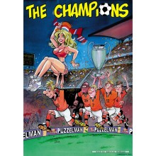 Jigsaw puzzle 1000 pcs - The Cup - The Champions (by Puzzelman)