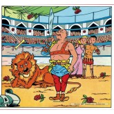 Jigsaw puzzle 200 pcs - Gladiator - Willy and Wanda (by Puzzelman)