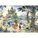 1000 pcs - Accident in the woods - Bommel (by Puzzelman)