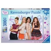 Jigsaw puzzle 300 pcs - Love for Music - XXL (by Ravensburger)