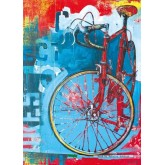 1000 pcs - Red Limited - Bike Art (by Heye)