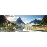 1000 pcs - Milford Sound - Alexander von Humboldt (by Heye)
