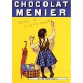 Jigsaw puzzle 1000 pcs - Chocolat Menier - Ambiance (by Nathan)