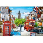 Jigsaw puzzle 1500 pcs - London (by Castorland)