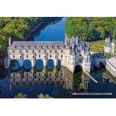 Jigsaw puzzle 500 pcs - Chateau of Chenonceau (by Castorland)