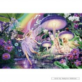Jigsaw puzzle 200 pcs - In the Land of the Fairies (by Schmidt)