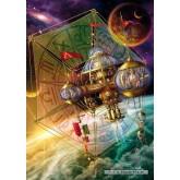1000 pcs - Space Station - Ciro Marchetti (by Schmidt)
