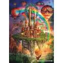 1000 pcs - Rainbow Island - Ciro Marchetti (by Schmidt)