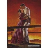 Jigsaw puzzle 500 pcs - Gone with the wind - Renato Casaro (by Schmidt)