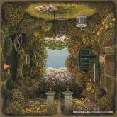 Jigsaw puzzle 1000 pcs - The romantic garden - Jacek Yerka (by Schmidt)