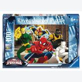 Jigsaw puzzle 100 pcs - Ultimate Spiderman - Marvel (by Ravensburger)