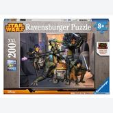 200 pcs - The Rebellion Begins - Star Wars (by Ravensburger)