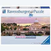 Jigsaw puzzle 1000 pcs - Rome - Panorama (by Ravensburger)