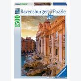Jigsaw puzzle 1500 pcs - Trevi Fountain Rome (by Ravensburger)