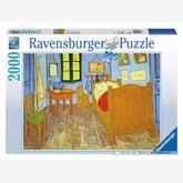 Jigsaw puzzle 2000 pcs - Bedroom of Van Gogh - Van Gogh (by Ravensburger)