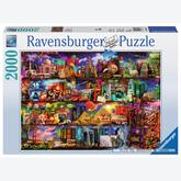 2000 pcs - World of Books (by Ravensburger)